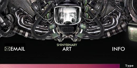 shinybinary
