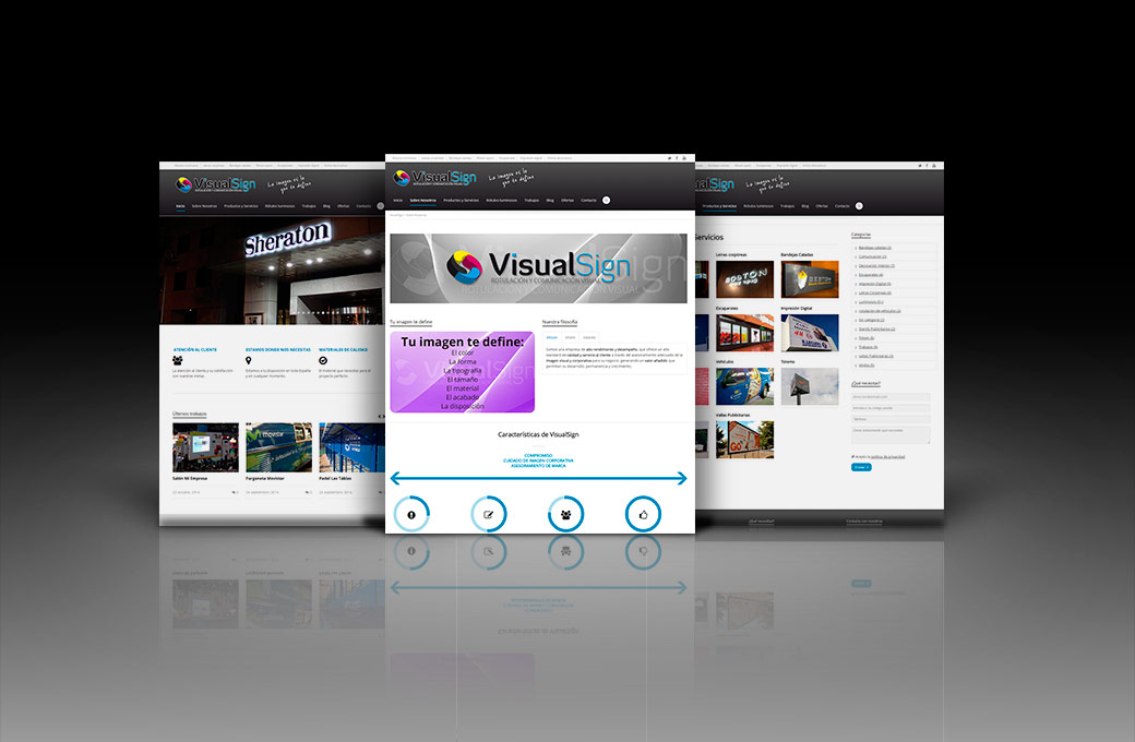 Web-VisualSign4